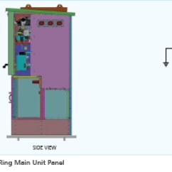 Ring Main Unit Wiring Diagram E46 Light Control Module Cable Connectors For Eaton Xiria Mv Hv Switchgear Relay Protection Panel Up To 66kv