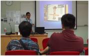 STEL preview talk for degree in digital media