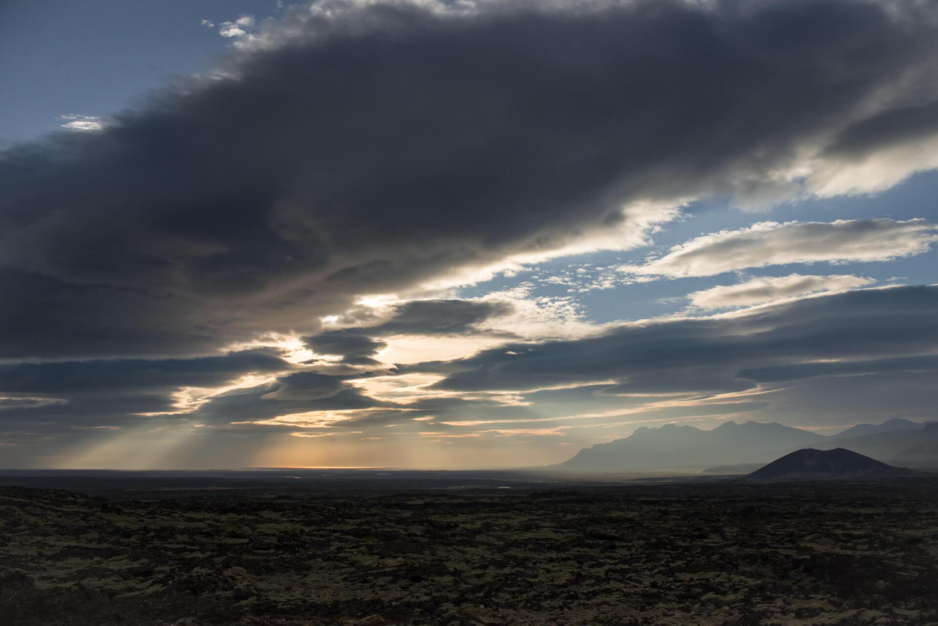 Island, Oktober 2014
