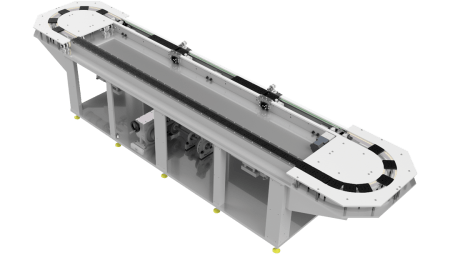 Conveyer Walking Beam chassis CWB