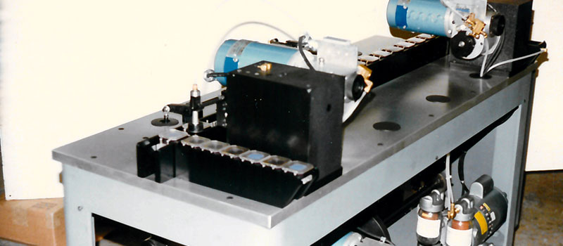 RWB machine chassis