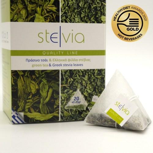 Τσάι Κεϋλάνης & φύλλα στέβια
