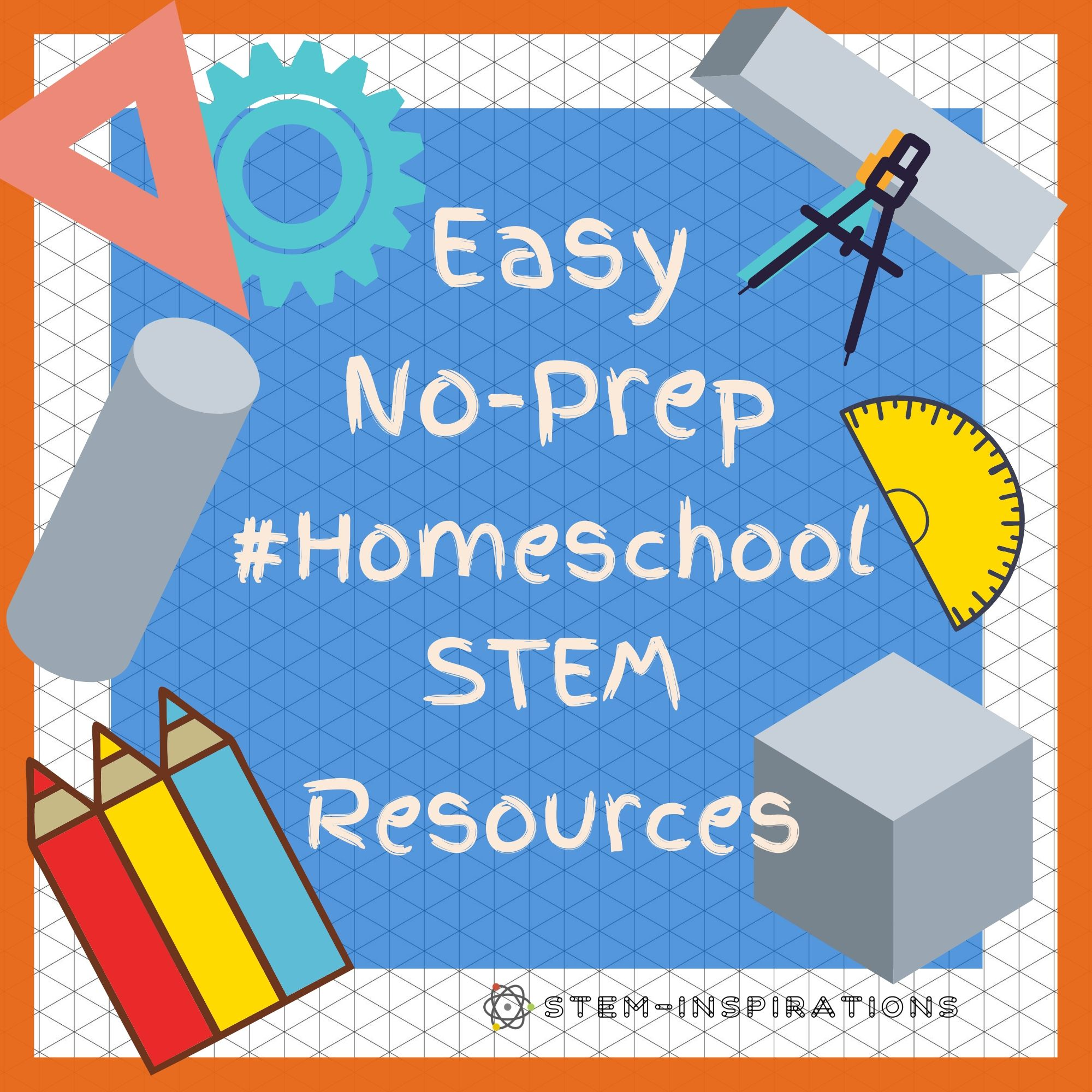 Teach Stem At Home The Easy Way With These No Prep