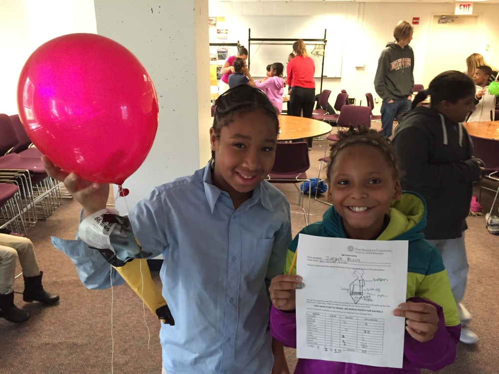 Egg Drop – Center For STEM Education