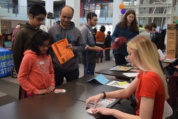 Engineering Expo Center Stem Education