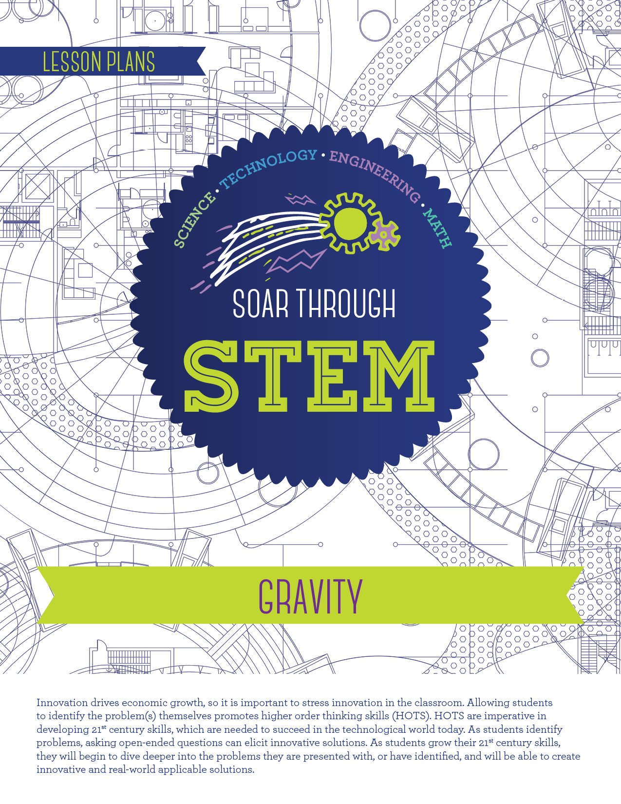 Lesson Plan Space Systems Gravity