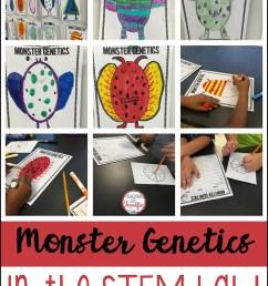 Genetics in the STEM Lab! - STEM Activities for Kids [ 1632 x 1152 Pixel ]
