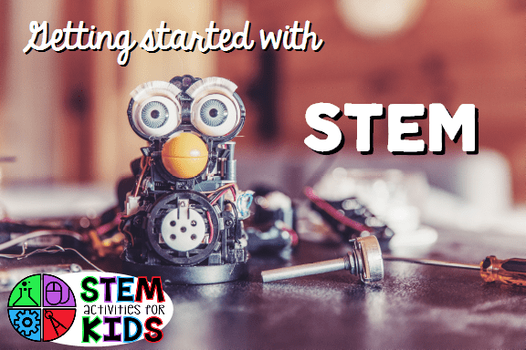 getting started with stem - 1