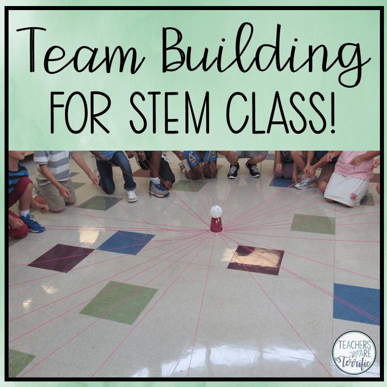 Team Building for STEM Challenges