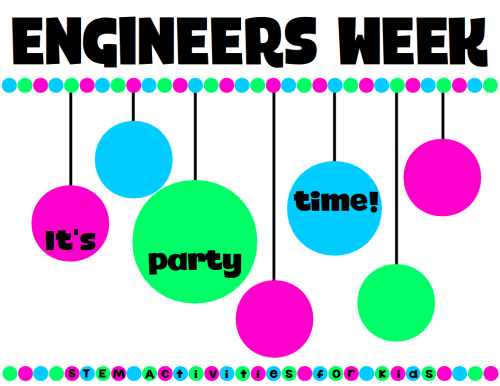 party time national engineers week