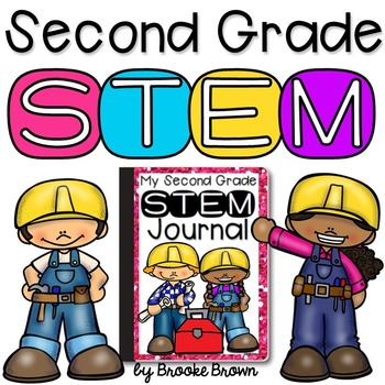 A bundle with STEM Challenges that follow second grade NGSS Standards!