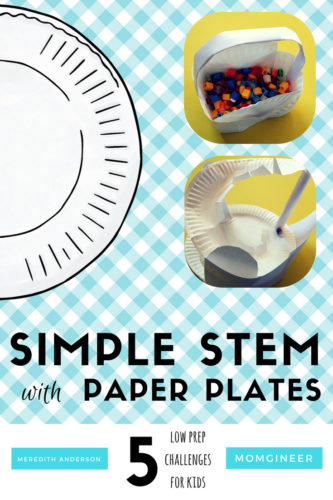 5 Easy Stem Challenges You Can Do With Paper Plates Stem