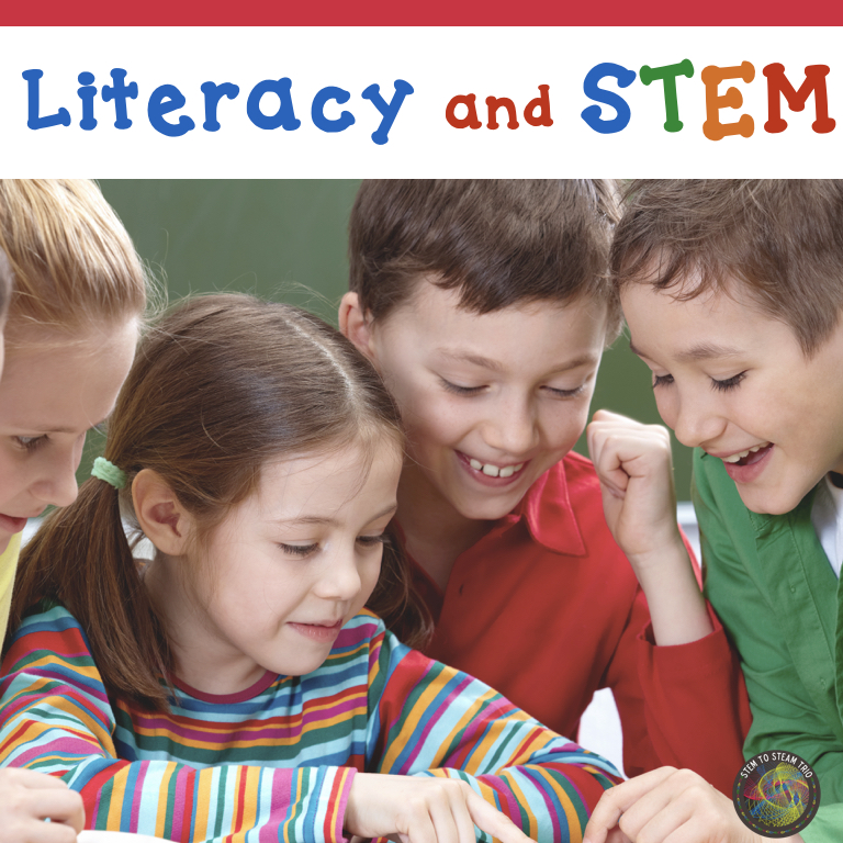 How to Incorporate STEM into Literacy