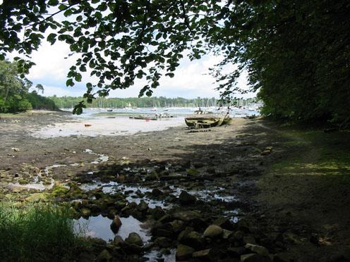 gite location Combrit Sainte Marine