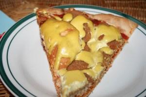 Little Z's pie