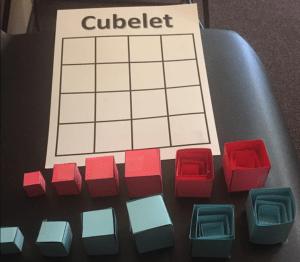 Gobblet: Hack it! Make Cubelet!