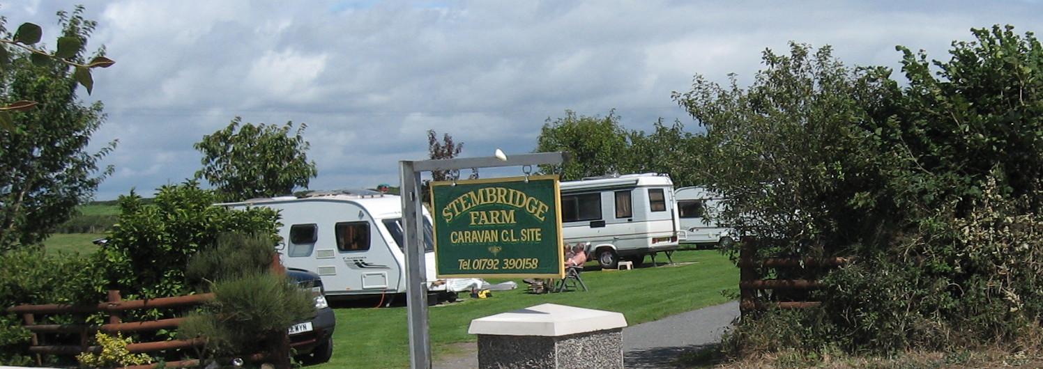 Stembridge Farm CL Sign