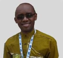 Danny Byabene, STEM DRC Initiative,
