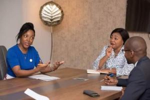STEM DRC Initiative Partnerships