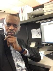 Djami Kakona, STEM DRC Initiative