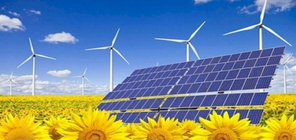 solar power and green energy for DRC Africa