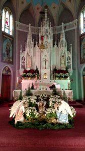 Karácsony - Szenteste - Urunk Jézus Krisztus Születése