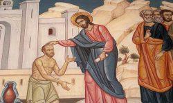 Jesus heals leper 3