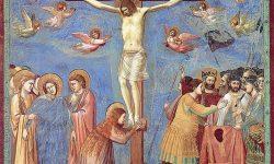 Crucifixion-Giotto