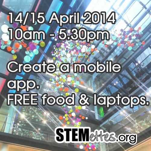 Stemettes Hackathon at Bloomberg