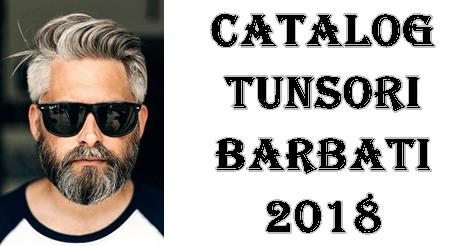 Catalog tunsori barbati 2018