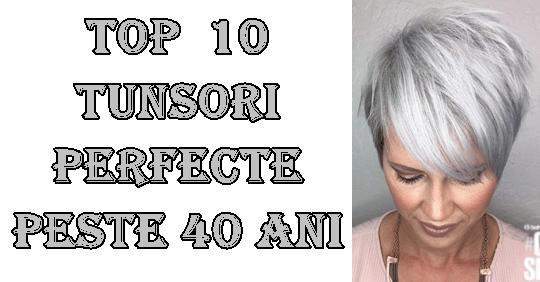 Top 10 Tunsori Care Intineresc Femeile De Peste 40 Ani Stemir