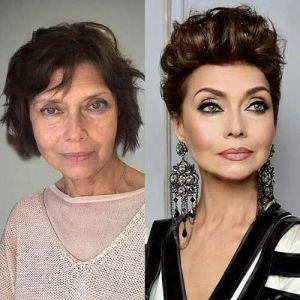 Tunsori par scurt perfecte pentru femeile trecute de 50 ani