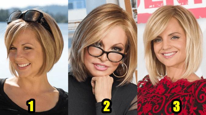 Alege modelul preferat! Top 30 tunsori bob perfecte pentru femeile de peste 40 ani! - SteMir