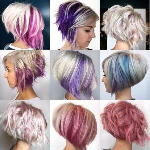 Intinereste cu aceste 15 super culori pentru un par scurt