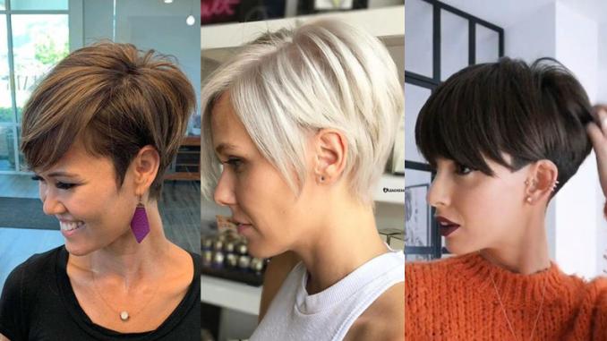 Cele mai tari tunsori pixie scurt pentru femeile la modă în 2020. Care este preferata ta? - SteMir