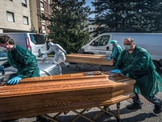 Studiu recent: 99% dintre cei care au murit de coronavirus în Italia au avut și altă boală. - SteMir