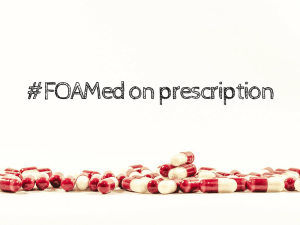 #FOAMed on prescription