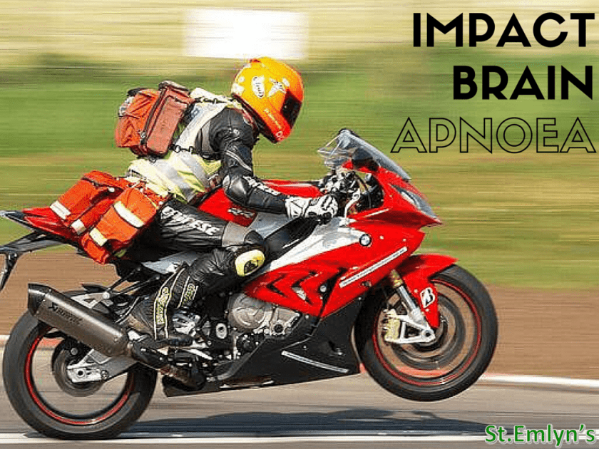 impact brain apnoea
