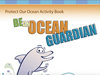 NOAA Protect Our Ocean Activity Book (PDF)