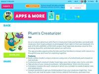 Plum's Creaturizer