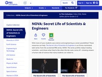 NOVA: Secret Life of Scientists and Engineers
