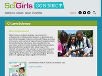 PBS Kids SciGirls Citizen Science