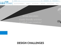 Tiger Woods Foundation Design Challenges