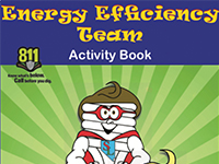 Energy Efficiency Team Activity Book (PDF)