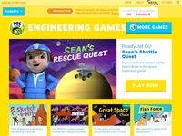 PBS Kids Engineering Games