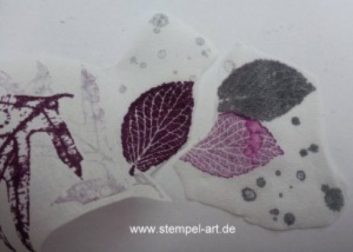 Kerzsen bestempeln nach StempelART, bebilderte Anleitung , Tutorial, French Foliage, Boys Will Be Boys (15)