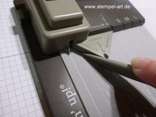 Lichttüte mit dem Stampin up Stanz und Falzbrett für Geschenktüten, bebilderte Anleitung, Tutorial (4)