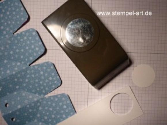 Sternbox mit dem Stampin up Stanz - und Falzbrett für Geschenktüten nach StempelART, bebilderte Anleitung, Tutorial (12)