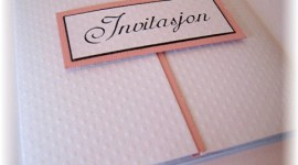 Invitasjoner – åpnes på midten