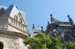Türme des Aachener Doms